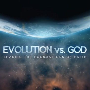 Ewolucja kontra Bóg