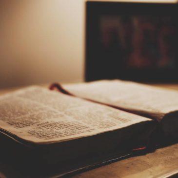 Plan czytania Biblii – nie tylko na Nowy Rok