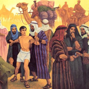 1Mojżeszowa 37 lekcje których uczy historia Józefa br. Łukasz