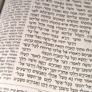 Przegląd ksiąg Biblijnych cz.8 szaty arcykapłana, święta Pana