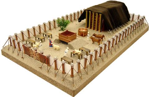 Przegląd ksiąg Biblijnych cz.6 – przybytek obrazem Chrystusa