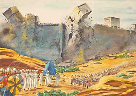 Przegląd ksiąg biblijnych cz.11 – Księga Jozuego 1