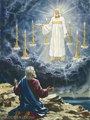 Księga Objawienia  1:1-8 cz. 1
